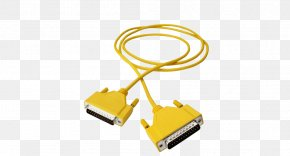 Computer Monitor Data Cable - Electrical Cable Data Cable AC Power Plugs And Sockets Electricity PNG