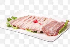 Bacon Bacon - Hamburger Bacon Roll Tocino Meat PNG