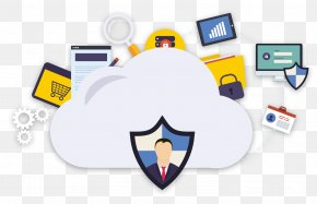 Cloud Computing - Managed Services Cloud Computing Computer Network Information Technology Software As A Service PNG