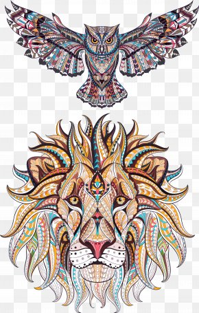 Exquisite Animal Illustration Vector PNG