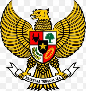 Symbol - National Emblem Of Indonesia Pancasila Indonesian United States Of Indonesia PNG