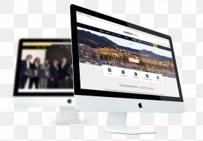 Full-Service-Werbeagentur Digital Marketing Responsive Web Design Web PageMock Up Website - Media3000 PNG