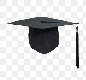 Degree Hat - Hat Academic Dress Graduation Ceremony Doctorate Bachelors Degree PNG