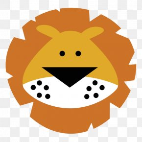 Free Zoo Animals Clipart - Lion Cartoon Drawing Clip Art PNG