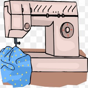 Free Sewing Clipart - Sewing Machine Sewing Needle Clip Art PNG