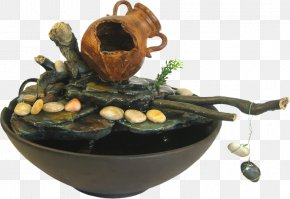 Sculpture Stone Bowl - Table Drinking Fountain Water Feature Bed Bath & Beyond PNG