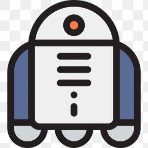 Robot Stick - Vector Packs Illustration PNG