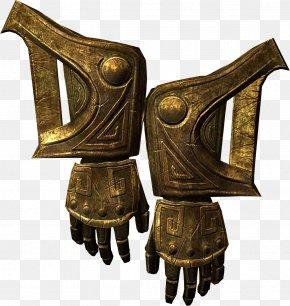 Armour - The Elder Scrolls V: Skyrim Oblivion The Elder Scrolls III: Morrowind Minecraft Gauntlet PNG