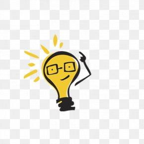 Yellow Cartoon Light Bulb - Soccer Predictions Android SQL Server Reporting Services PNG