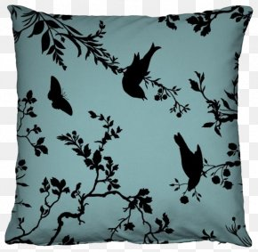 Painted Bird FIG Pillow - Glasgow Timorous Beasties Throw Pillow Student PNG