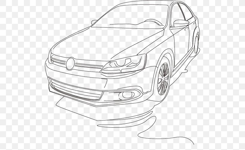 Car Automotive Design Volkswagen Jetta, PNG, 520x503px, Car, Artwork, Auto Part, Automotive Design, Automotive Exterior Download Free