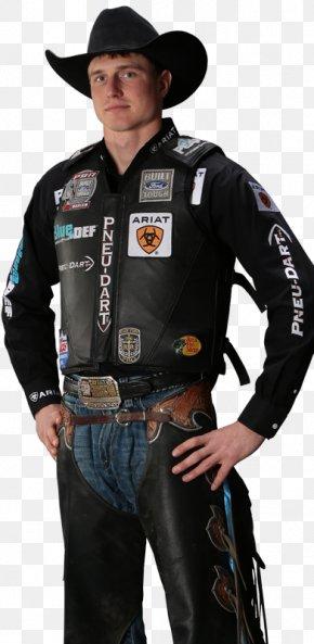 Flint Lockwood - J. B. Mauney Professional Bull Riders Texas Longhorn Bull Riding Rodeo PNG