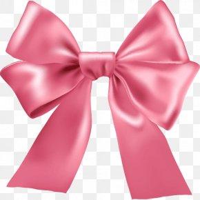 Bow - Pink Ribbon Pink Ribbon PNG