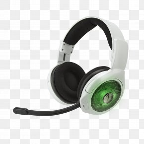 Headset - Xbox 360 Wireless Headset PlayStation 4 Headphones PNG