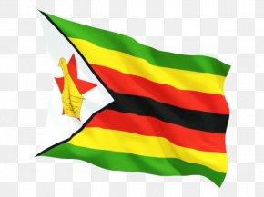 Flag - Flag Of Zimbabwe National Flag PNG
