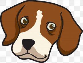 Beagle - Siberian Husky Puppy Golden Retriever Beagle Clip Art PNG