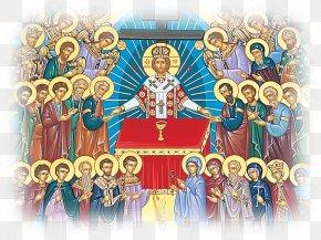 God - All Saints' Day Sermon Calendar Of Saints Eastern Orthodox Church PNG