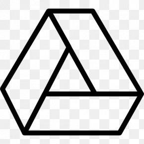 Impossible Triangle - Google Drive Google Logo Icon Design PNG