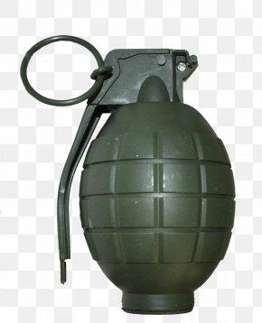 Hand Grenade Image - Mk 2 Grenade Icon PNG
