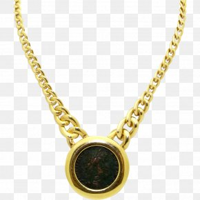 Gold Chain - Necklace Jewellery T-shirt Chain Charms & Pendants PNG
