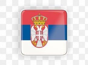 Serbia Flag - Flag Of Serbia Flag Of Croatia Serbia And Montenegro PNG