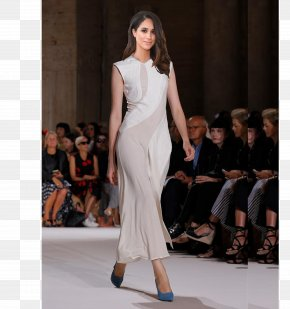 Model - New York Fashion Week Runway Designer Model PNG