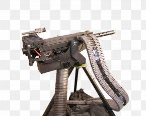 Machine Gun - Machine Gun Firearm Weapon Bullet PNG