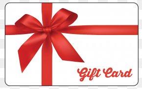 Gift Card Clip Art Voucher Ribbon PNG