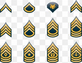 Grades Of American Military Academies - Military Rank United States Army Enlisted Rank Insignia Sergeant PNG