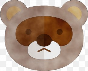 Beige Teddy Bear - Teddy Bear PNG