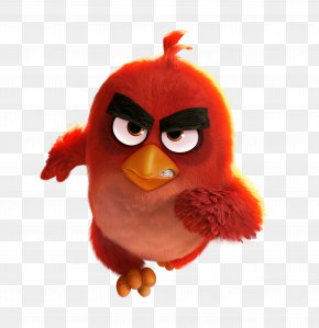 The Angry Birds Movie Red Transparent Image - Angry Birds Mighty Eagle Clip Art PNG