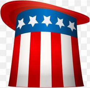 USA Hat Transparent Clip Art Image PNG