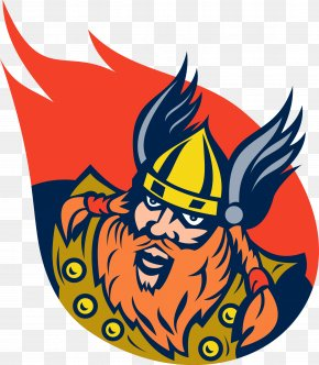 Nordic Knight Vector - Viking Royalty-free Norsemen Illustration PNG
