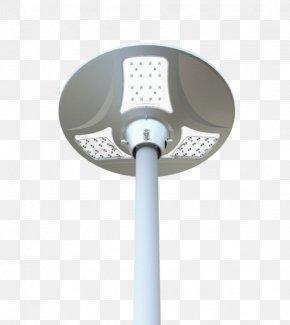 Solar-powered Calculator - Lighting Solar Lamp Light Fixture Solar Power PNG