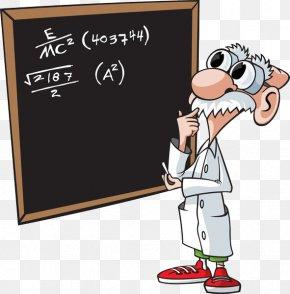 A Math Teacher Who Thinks - Mathematician Mathematics Stock Photography Clip Art PNG