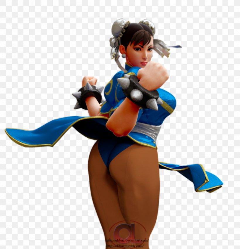 Street Fighter V Chun Li Blanka 3d Computer Graphics Art