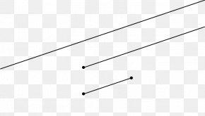 Line Segment - Line Segment Point Demi-droite Geometry PNG