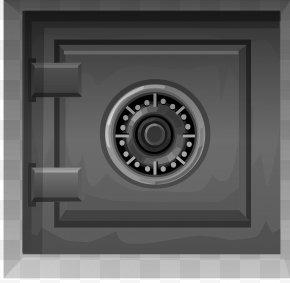 Safe - Lock Safe Security Key PNG