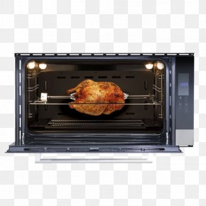 Oven - Rotisserie Roasting Microwave Ovens Grilling PNG