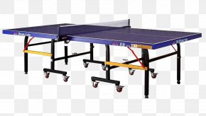 Folding Table Tennis Table Chart - Table Tennis Sports Equipment Ball Goods PNG