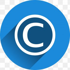 Copyright - Copyright Symbol Court Creative Work Public Domain PNG