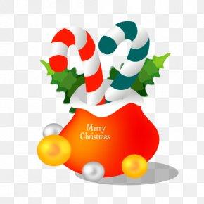 Christmas Gift Icon Svg - Santa Claus Christmas Gift Christmas Gift PNG