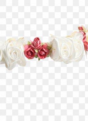 Flower Crown - Artificial Flower Garden Roses Cut Flowers PNG