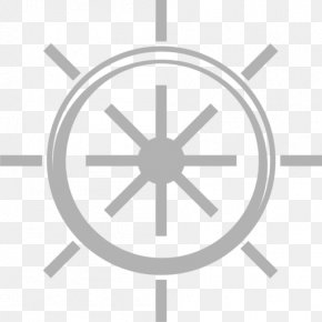 Grey - Computer Icons Rudder Ship's Wheel PNG