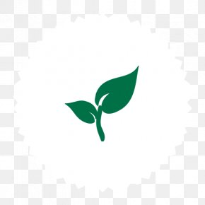 Environmental Awareness - Leaf Logo Desktop Wallpaper PNG
