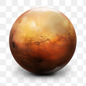 Planet - Planet Mars Solar System Icon PNG