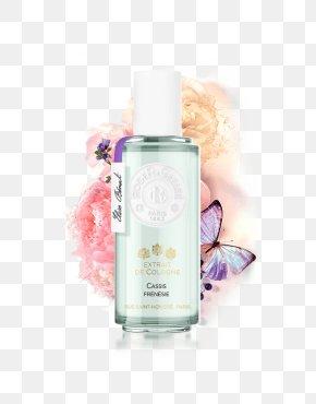 Perfume - Cassis Eau De Cologne Perfume Roger & Gallet Eau De Toilette PNG