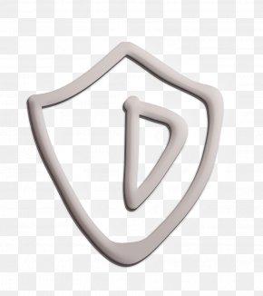 Metal Symbol - Security Icon PNG