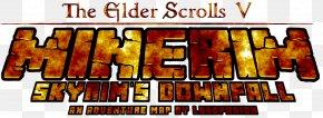 Elder Scrolls V Skyrim - The Elder Scrolls V: Skyrim – Dragonborn Minecraft Brand PNG