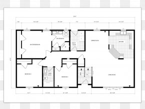 House Plan - Ranch-style House House Plan Split-level Home Floor Plan PNG